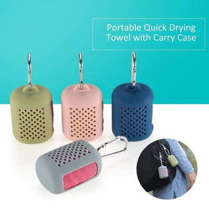 Portable Mini Towel - KOLLMART