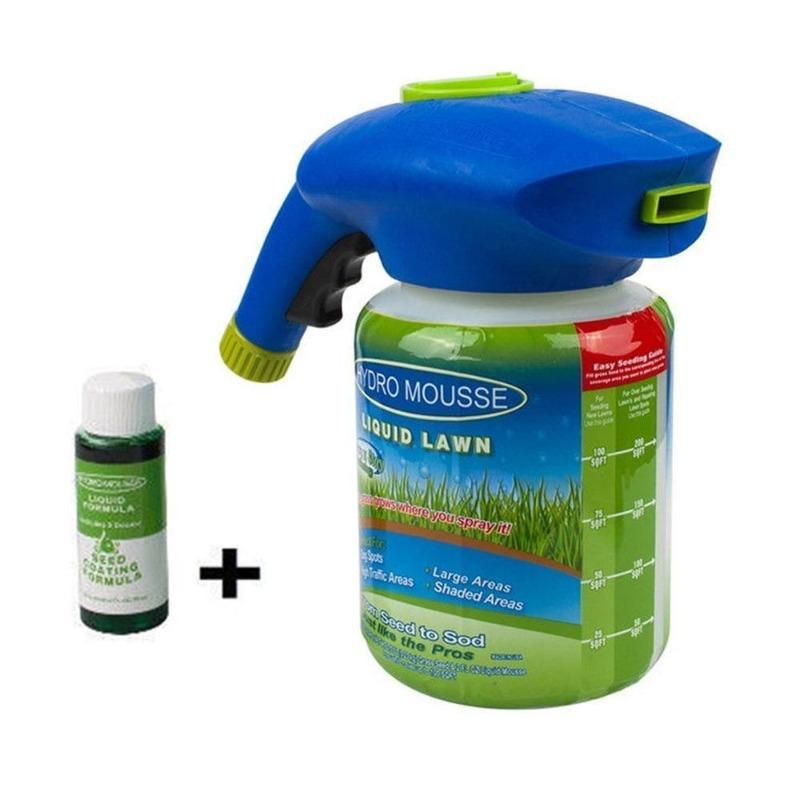 SEED SPRAY KETTLE - KOLLMART