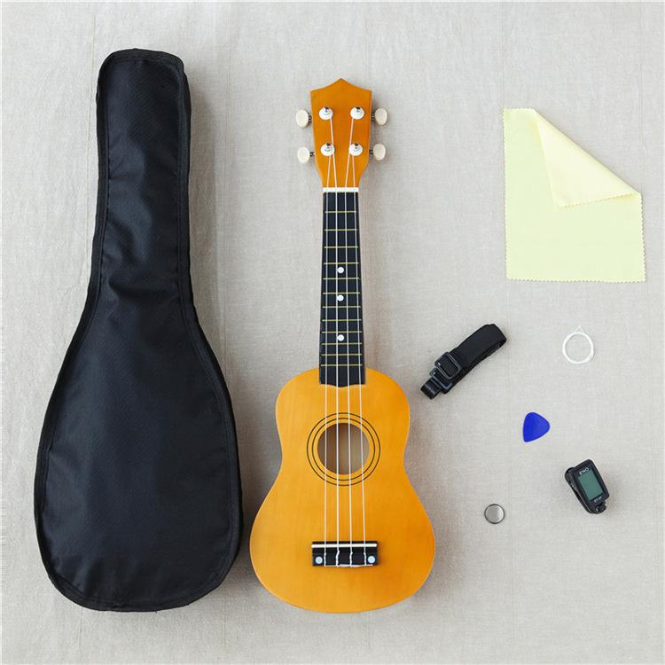 Soprano Guitar Musical Instruments with Bag - KOLLMART