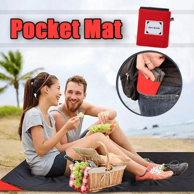 WATERPROOF POCKET MATS - KOLLMART
