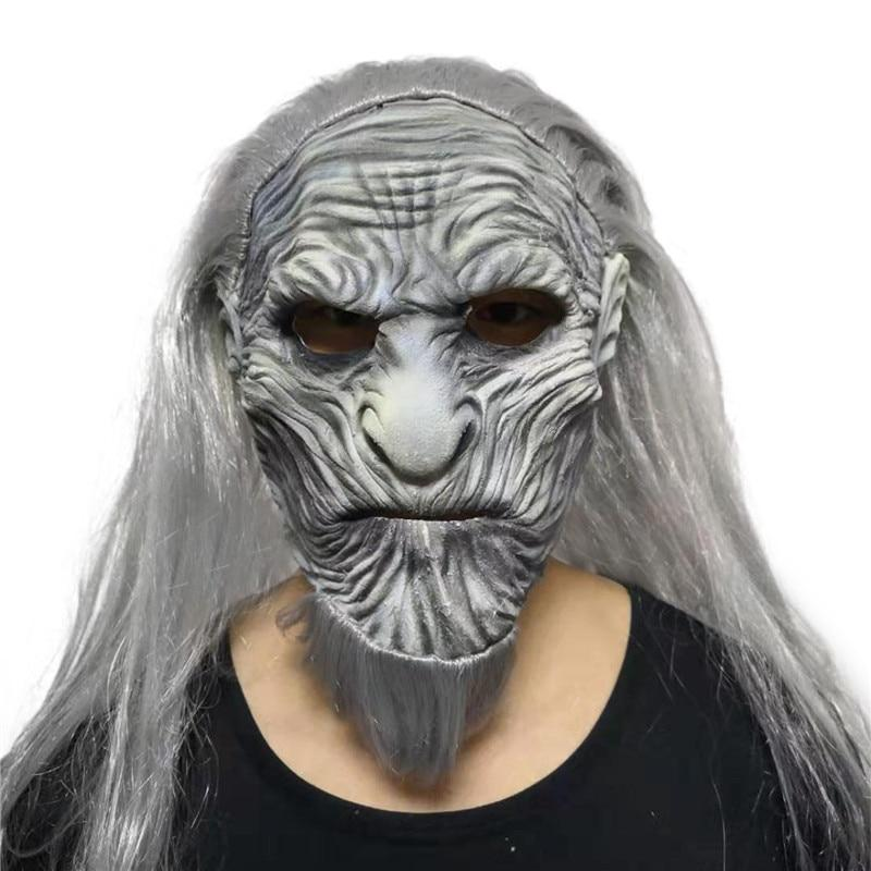 White Walker Mask - KOLLMART