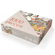 Load image into Gallery viewer, Journey of Something - Edition K Puzzle - 1000 Piece
