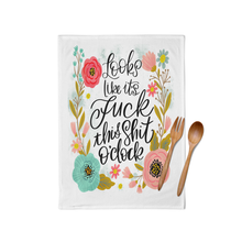 Load image into Gallery viewer, Pretty Sweary Tea Towels - Various Designs