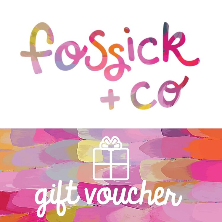Fossick & Co Gift Card