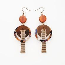 Load image into Gallery viewer, Middle Child Cadet Earrings