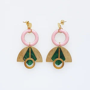 Middle Child Stardust Earrings - Various Colours