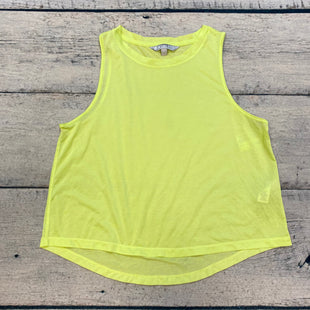 Primary Photo - BRAND: ATHLETA STYLE: ATHLETIC TANK TOP COLOR: NEON SIZE: S SKU: 178-178203-4889