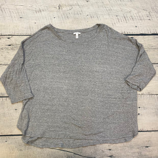 Primary Photo - BRAND:    DAILY RITUALSTYLE: TOP LONG SLEEVE BASIC COLOR: GREY SIZE: 4X OTHER INFO: DAILY RITUAL - SKU: 178-178102-58387