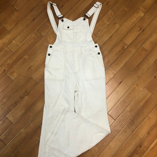 Primary Photo - BRAND: WE THE FREE STYLE: OVERALLSCOLOR: CREAM SIZE: S OTHER INFO: SIZE 25-CORDUROY OVERALLS SKU: 178-178102-53799
