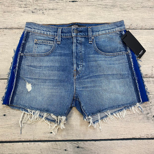 Primary Photo - BRAND: HUDSON STYLE: SHORTS COLOR: DENIM SIZE: 2 OTHER INFO: NEW! SZ 25 SKU: 178-178168-9203