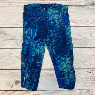 Primary Photo - BRAND: ATHLETA STYLE: ATHLETIC CAPRIS COLOR: BLUE SIZE: XS SKU: 178-178212-4756