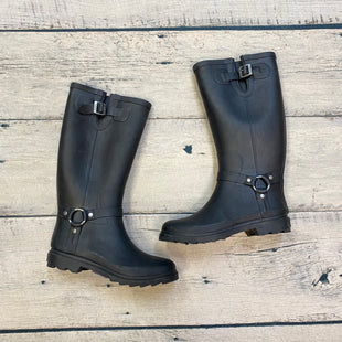 Primary Photo - BRAND: DIRTY LAUNDRY STYLE: BOOTS RAIN COLOR: BLACK SIZE: 6 SKU: 178-178102-58059