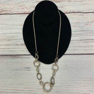 Primary Photo - BRAND:  STYLE: NECKLACE COLOR: SILVER SKU: 178-178102-64042