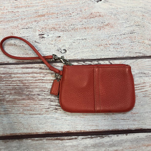Primary Photo - BRAND: COACH STYLE: WRISTLET COLOR: RED SKU: 178-178160-17424