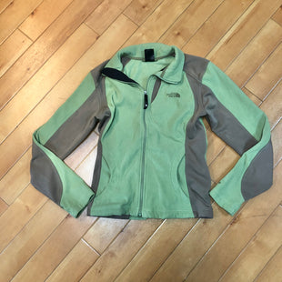 Primary Photo - BRAND: NORTHFACE STYLE: FLEECE COLOR: GREEN SIZE: XS OTHER INFO: FULL-ZIP SKU: 178-178182-2397