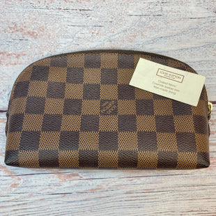 Primary Photo - BRAND: LOUIS VUITTON STYLE: MAKEUP BAG COLOR: CHECKED OTHER INFO: $550-COSMETICS BAG CIRCA 2012 SKU: 178-178102-59065