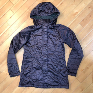 Primary Photo - BRAND: NORTHFACE STYLE: COAT SHORT COLOR: PLUM SIZE: S OTHER INFO: SLIGHT STAINING SKU: 178-178214-521