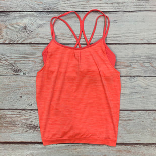 Primary Photo - BRAND: ATHLETA STYLE: ATHLETIC TANK TOP COLOR: NEON SIZE: S SKU: 178-178203-4315