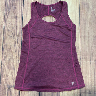 Primary Photo - BRAND: OLD NAVY STYLE: ATHLETIC TANK TOP COLOR: PURPLE SIZE: S SKU: 178-178102-56878