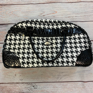 Primary Photo - BRAND:  CIAO!STYLE: HANDBAG COLOR: PRINT SIZE: LARGE OTHER INFO: CIAO - BLACK/WHITE SKU: 178-178224-118
