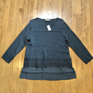 Primary Photo - BRAND: ANN TAYLOR LOFT STYLE: TOP LONG SLEEVE COLOR: GREY SIZE: L OTHER INFO: NEW! SKU: 178-178102-50603