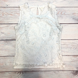 Primary Photo - BRAND: ADIVA STYLE: TOP SLEEVELESS BASIC COLOR: FLOWERED SIZE: M OTHER INFO: PALE BLUE SKU: 178-178212-6007