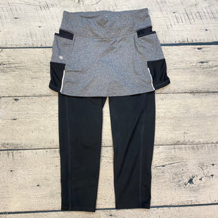 Primary Photo - BRAND: ATHLETA STYLE: ATHLETIC PANTS COLOR: BLACK SIZE: S OTHER INFO: W/ GREY SKIRT SKU: 178-178203-4631
