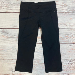 Primary Photo - BRAND: LULULEMON STYLE: ATHLETIC CAPRIS COLOR: BLACK SIZE: S OTHER INFO: SZ 4 SKU: 178-178212-4810
