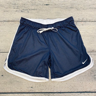 Primary Photo - BRAND: NIKE STYLE: ATHLETIC SHORTS COLOR: NAVY SIZE: XS SKU: 178-178203-4602