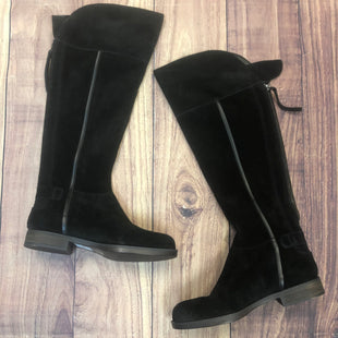 Primary Photo - BRAND: FRANCO SARTO STYLE: BOOTS KNEE COLOR: BLACK SIZE: 6 OTHER INFO: SLIGHT SCUFFING SKU: 178-178212-2000