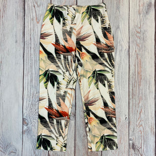 Primary Photo - BRAND: JOSEPH RIBKOFF STYLE: PANTS COLOR: TROPICAL SIZE: 8 OTHER INFO: WHITE/GREEN/PEACH/BLACK/YELLOW SKU: 178-178212-3343