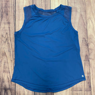Primary Photo - BRAND: 90 DEGREES BY REFLEX STYLE: ATHLETIC TANK TOP COLOR: BLUE SIZE: M SKU: 178-178212-1933