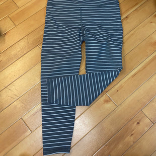 Primary Photo - BRAND: GAP STYLE: ATHLETIC PANTS COLOR: STRIPED SIZE: M OTHER INFO: GREY/WHITE SKU: 178-178102-54775