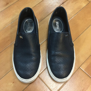 Primary Photo - BRAND: MICHAEL BY MICHAEL KORS STYLE: SHOES FLATS COLOR: NAVY SIZE: 6.5 SKU: 178-178199-2027