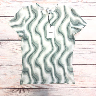 Primary Photo - BRAND: MIAOU STYLE: TOP SHORT SLEEVE BASIC COLOR: GREEN SIZE: S OTHER INFO: NEW! MESH SKU: 178-178212-6185