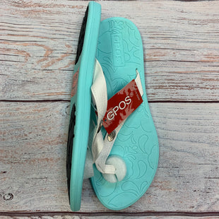 Primary Photo - BRAND: GPOSSTYLE: FLIP FLOPS COLOR: BLUE SIZE: 8.5 OTHER INFO: GPOS - SKU: 178-178203-1175