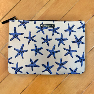 Primary Photo - BRAND: KATE SPADE STYLE: MAKEUP BAG COLOR: PRINT OTHER INFO: STARFISH SKU: 178-178214-855