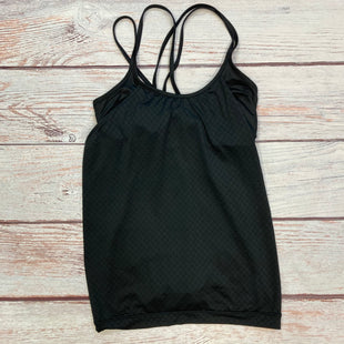 Primary Photo - BRAND: ATHLETA STYLE: ATHLETIC TANK TOP COLOR: BLACK SIZE: S SKU: 178-178203-4314