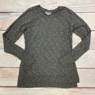 Primary Photo - BRAND: ATHLETA STYLE: ATHLETIC TOP COLOR: GREY SIZE: S SKU: 178-178203-4345
