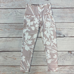 Primary Photo - BRAND: STRUT THISSTYLE: ATHLETIC CAPRIS COLOR: FLOWERED SIZE: ONESIZEOTHER INFO: OS MAUVE/WHITE SKU: 178-178212-4862