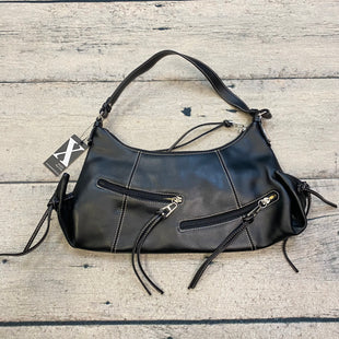 Primary Photo - BRAND: MAXX NEW YORK STYLE: HANDBAG LEATHER COLOR: BLACK SIZE: MEDIUM OTHER INFO: NEW! SKU: 178-178102-62057