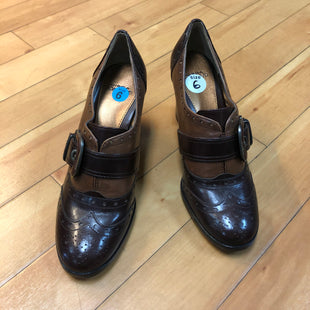 Primary Photo - BRAND: JOAN AND DAVID CIRCA STYLE: SHOES HIGH HEEL COLOR: BROWN SIZE: 6 SKU: 178-17822-52489