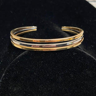 Primary Photo - STYLE: BRACELET COLOR: GOLD SILVER OTHER INFO: 3 BANDS SKU: 178-178102-63162