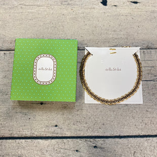 Primary Photo - BRAND: STELLA AND DOT STYLE: NECKLACE COLOR: GOLD OTHER INFO: NEW! SKU: 178-178102-61515