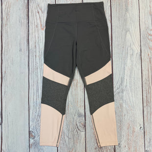 Primary Photo - BRAND: ATHLETA STYLE: ATHLETIC PANTS COLOR: GREY SIZE: S OTHER INFO: BLUSH DETAILING SKU: 178-178212-3174