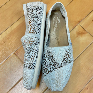 Primary Photo - BRAND: TOMS STYLE: SHOES FLATS COLOR: CREAM SIZE: 8.5 SKU: 178-17883-14123