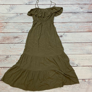 Primary Photo - BRAND: YA STYLE: DRESS LONG SLEEVELESS COLOR: OLIVE SIZE: L OTHER INFO: NEW! SKU: 178-178102-63224