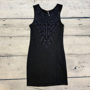 Primary Photo - BRAND: FREE PEOPLE STYLE: DRESS SHORT SLEEVELESS COLOR: BLACK SIZE: S SKU: 178-178102-61855