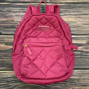 Primary Photo - BRAND: MARC JACOBS STYLE: BACKPACK COLOR: PINK SIZE: SMALL SKU: 178-178214-722
