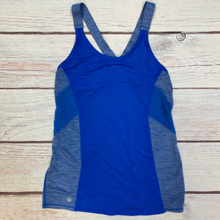 Primary Photo - BRAND: ATHLETA STYLE: ATHLETIC TANK TOP COLOR: BLUE SIZE: XXS SKU: 178-178212-4777